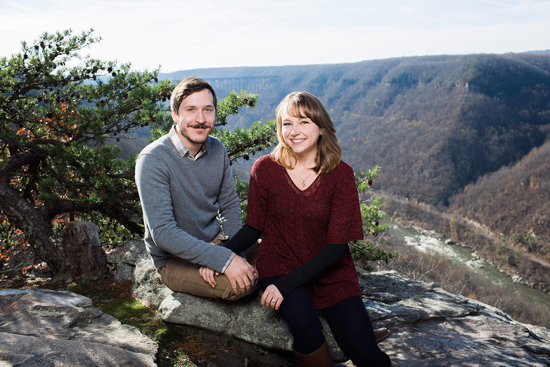 Chris Jackson West Virginia Wedding Photographers