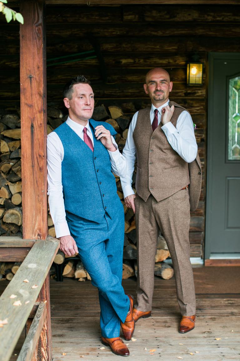 Chris Jackson // West Virginia Wedding Photographers